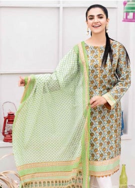 Gul Ahmed CL1025B Basic Lawn