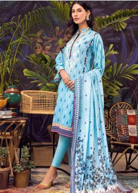 Gul Ahmed CL1038 Basic Lawn