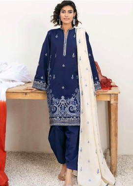 Gul Ahmed CL1041 Basic Lawn
