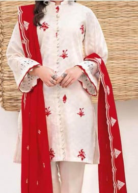 Gul Ahmed CL1063 Basic Lawn