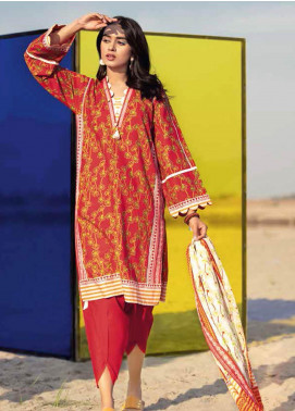Gul Ahmed CL1068B Basic Lawn