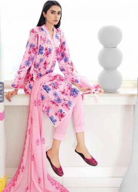 Gul Ahmed CL1075 Basic Lawn