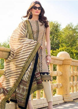 Gul Ahmed CL1080A Basic Lawn