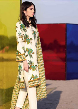 Gul Ahmed CL1112A Basic Lawn