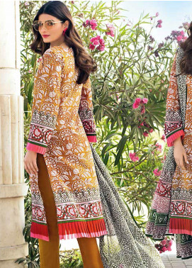 Gul Ahmed CL1134A Basic Lawn