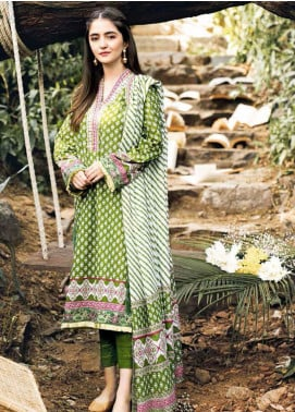 Gul Ahmed CL1138 Basic Lawn
