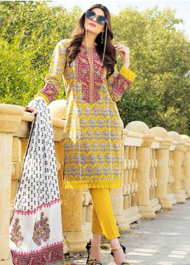 Gul Ahmed CL1139B Basic Lawn