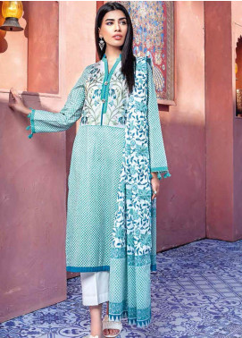 Gul Ahmed CL1149A Basic Lawn