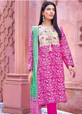 Gul Ahmed CL1151B Basic Lawn