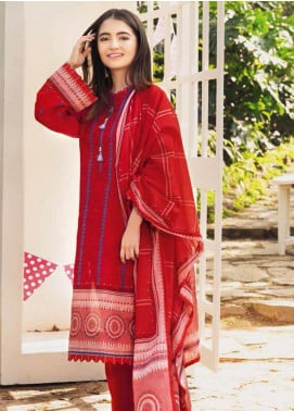 Gul Ahmed CL1178 Basic Lawn
