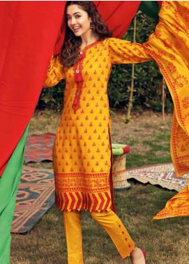 Gul Ahmed CL1182A Basic Lawn