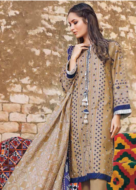 Gul Ahmed CL1199B Basic Lawn