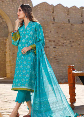 Gul Ahmed CL1200A Basic Lawn