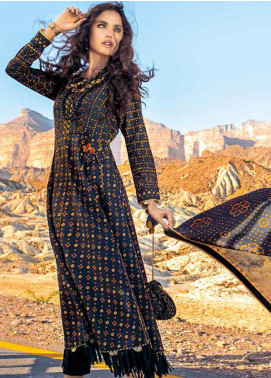 Gul Ahmed CL1282A Basic Lawn