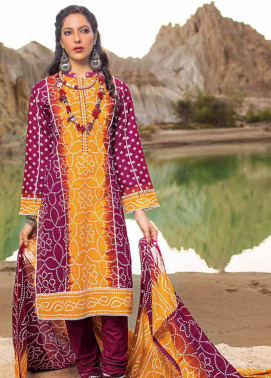 Gul Ahmed CL1321B Basic Lawn