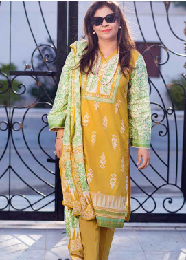 Gul Ahmed CL-1088 B Mothers Lawn