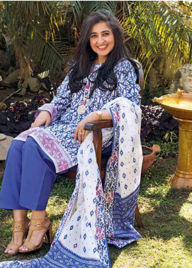 Gul Ahmed CL-1089 B Mothers Lawn