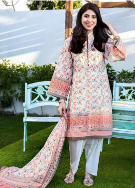 Gul Ahmed CL-1092 B Mothers Lawn