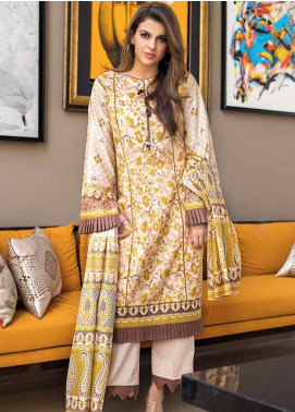 Gul Ahmed CL-1095 A Mothers Lawn