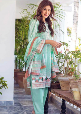 Gul Ahmed CL-1098 B Mothers Lawn