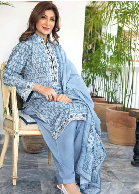 Gul Ahmed CL-1099 B Mothers Lawn