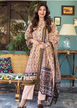 Gul Ahmed CL-1101 B Mothers Lawn