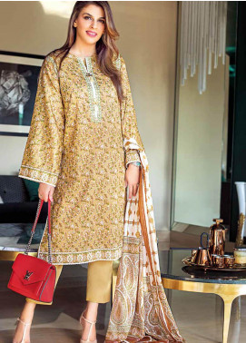 Gul Ahmed CL-1107 A Mothers Lawn