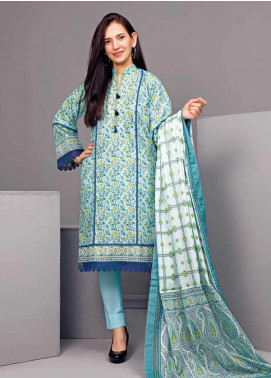 Gul Ahmed CL-1107 B Mothers Lawn