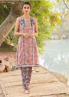 Gul Ahmed SL 886-A Vantage Garden